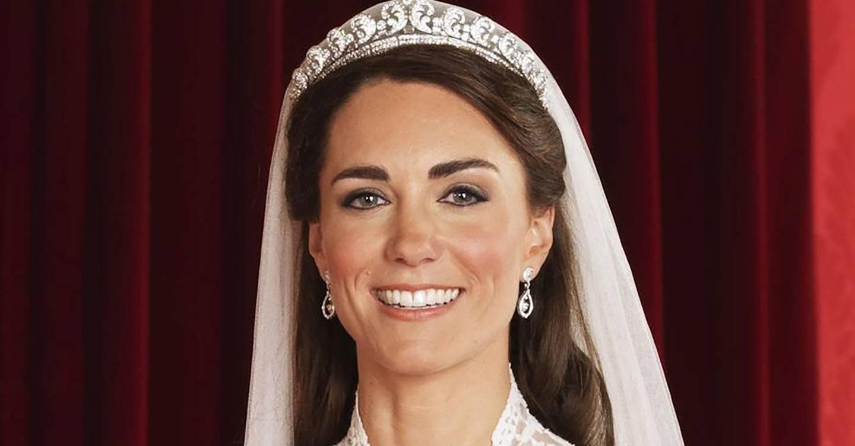 Why Kate Middleton's wedding tiara was a truly sentimental choice