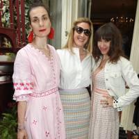 Maria Kastani, Georgina Cohen and Annie Morris