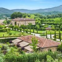 Borgo Santo Pietro, Tuscany