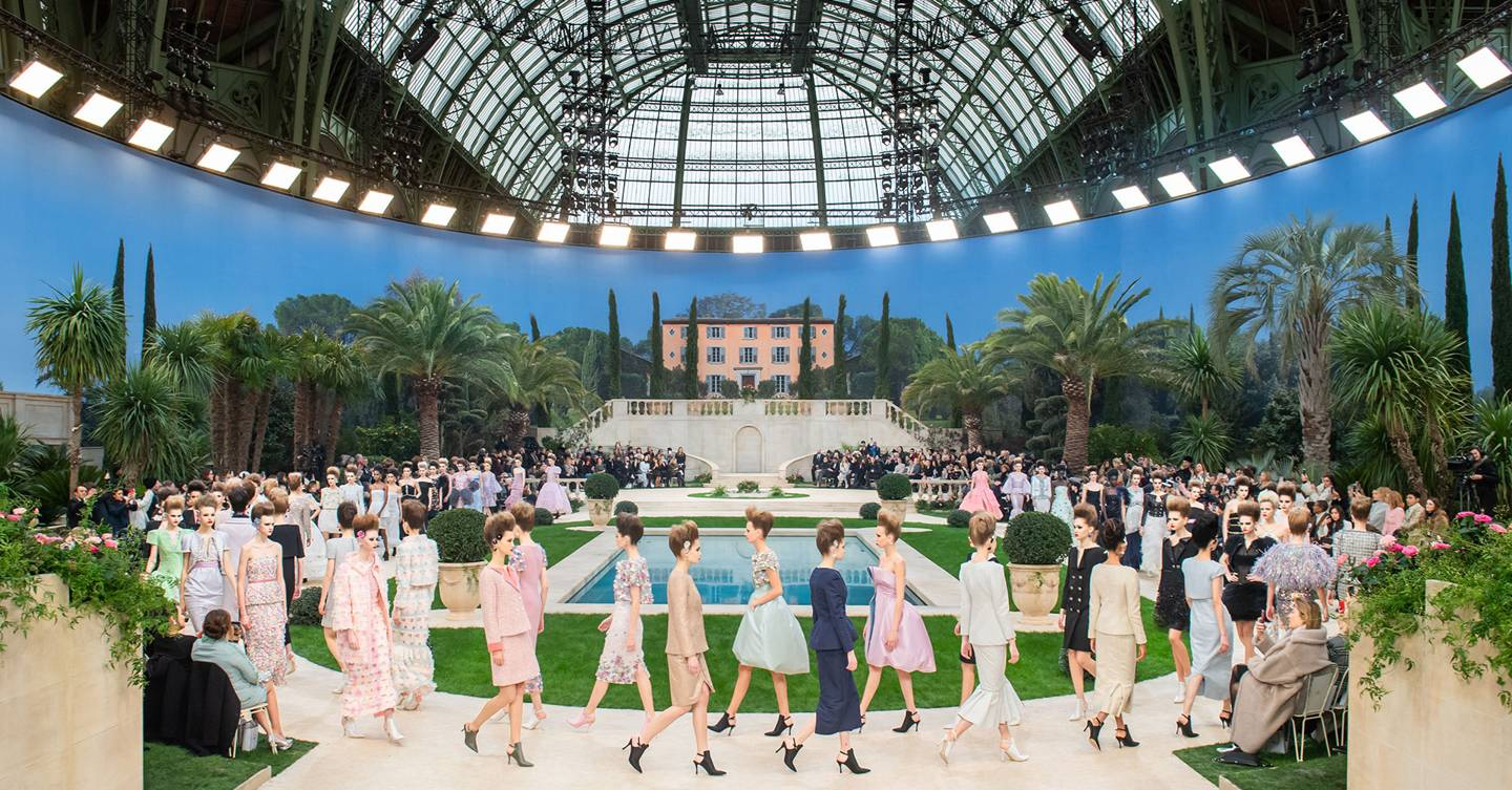 Couture Fashion Week is going digital, here's how you can get involved