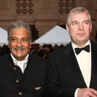 The Maharaja of Jodhpur and the Duke of York
