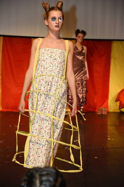 Heathfield School Fashion Show 2017 Tatler