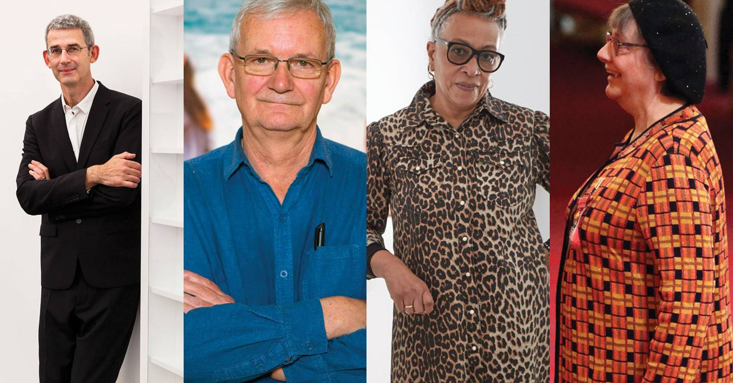 Meet the virtuosos who made the Queen's Birthday Honours List this year