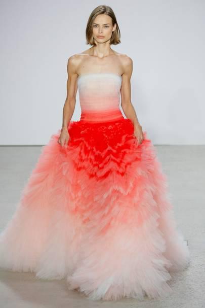 Oscar de la Renta at New York Fashion Week S/S18