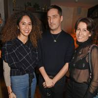 Candice Fragis, Serge Ruffieux and Sophie de Rougemont