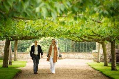 Richard Hodgson and Lucy Hodgson