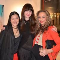 Isabel Tiaoqui-San Agustin, Maria Francesca Pepe and Zoe Knight