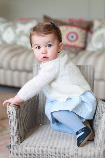 Turning one: Royals on their first birthdays
