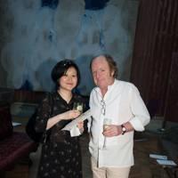 Miyako Narita and Richard Wilson