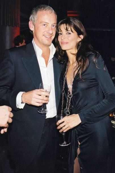 Anton Bilton and Lisa Barbuscia