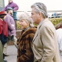 Mrs François Doumen and Francois Doumen