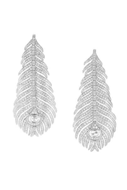 Boucheron earrings