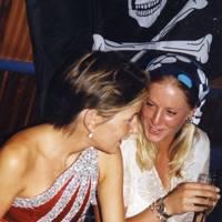 Sophie Hobart and Camilla Scott