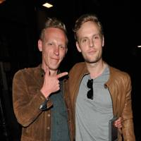 Laurence Fox and Jack Fox