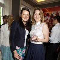 Caroline Stryjak and Ghislaine Cardon