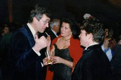 David MacLure, Mrs David MacLure and James Elston