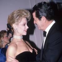 Lynn Wyatt and Jaime de Piniés