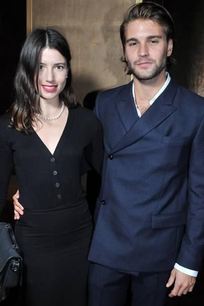 Fiona Mackie and Charles Berthoud