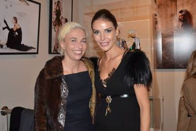 Henrietta Ludgate and Aida Emelyanova