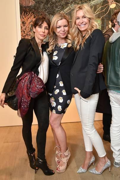 Lauren Prakke, Fru Tholstrup and Melissa Odebash
