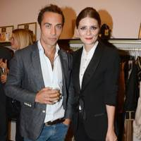 James Middleton and Mischa Barton