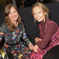 Camilla Johnson-Hill and Martha Ward