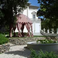 Pavilions and Umbrellas