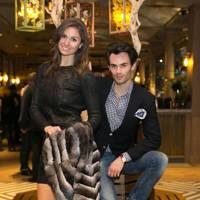 Gabriella Tristao and Mark-Francis Vandelli