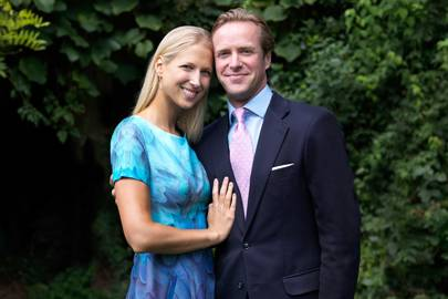 Lady Gabriella Windsor gets engaged