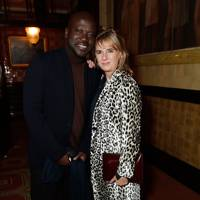 Sir David Adjaye and Amanda Levete