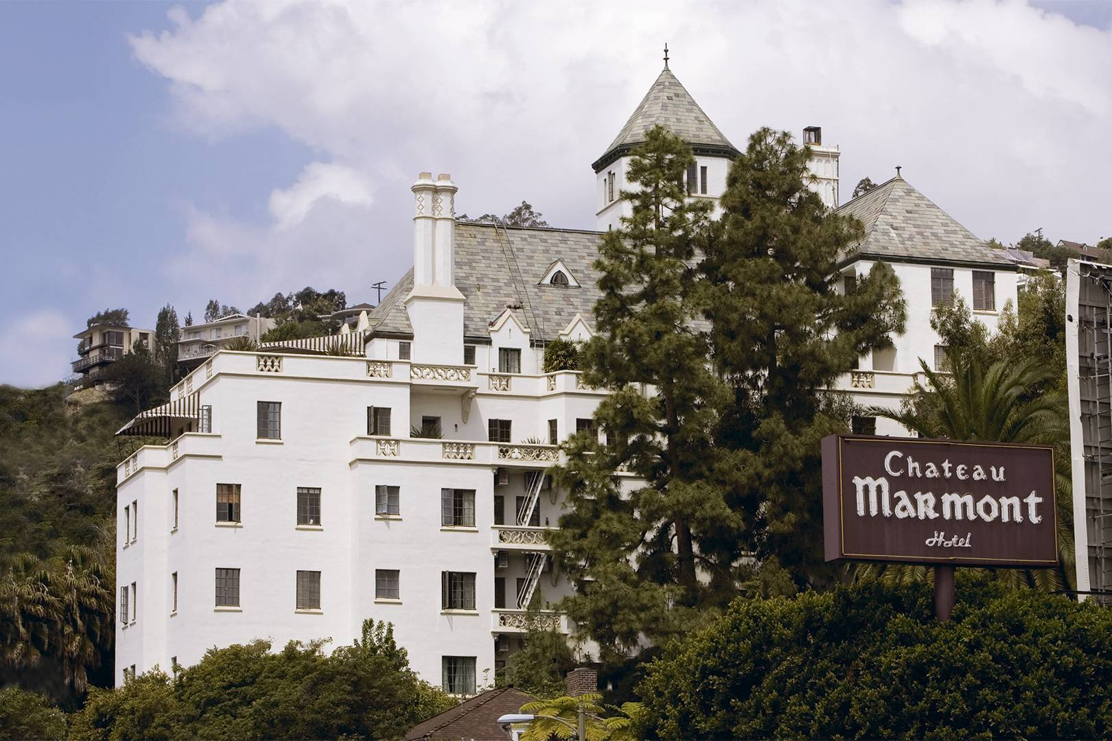 Escape To Hollywoodu0027s Chateau Marmont | Tatler