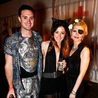 Alex McPhie, Nicola Tulloch and Iona Montgomery