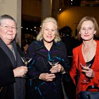 Barbara Segall, Penny Snell and Briar Silich