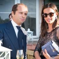 Giacomo Loro Piana and Illya Abegg