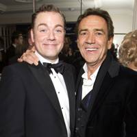Rufus Hound and Robert Lindsay