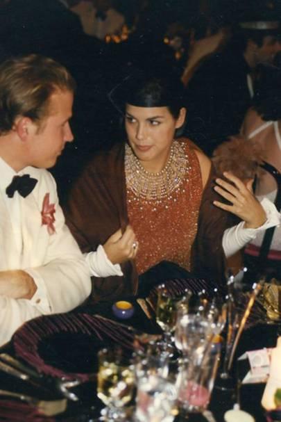 Alex Fitzgibbons and Jessica de Rothschild