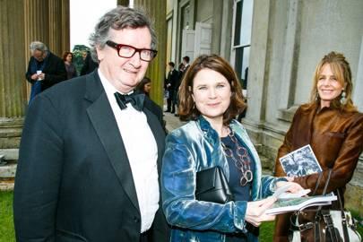 Bruce Palling, Lucinda Bredin and Lady Faulks