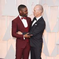 David Oyelowo and Michael Keaton