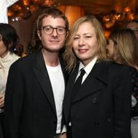 Dominic Jones and Sarah Mower