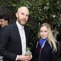 Simon Parris and Stephanie Watine Arnault