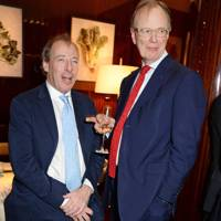 Michael Samuel and Sir Thomas Hughes-Hallett