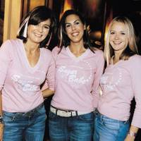 Lucy Manners, Jessica de Rothschild and Kate Reardon