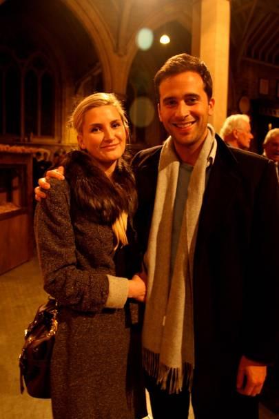 Dominic Buch and Sofi Goddard