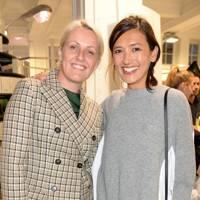 Laura Weir and Hikari Yokoyama