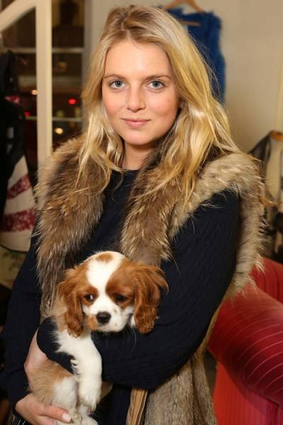 Charlotte Woodroffe and Molly