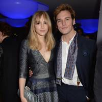 Suki Waterhouse and Sam Claflin
