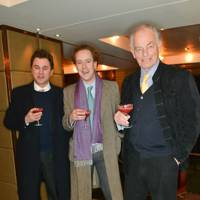 Tom van Straubenzee, Tom Inskip and the Marquess of Reading