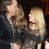 Alister Mackie and Mary Charteris