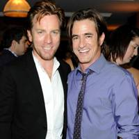 Ewan McGregor and Dermot Mulroney