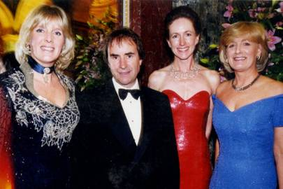 Countess of Westmorland, Chris de Burgh, Mrs Mark Vestey and Mrs Timothy Christie